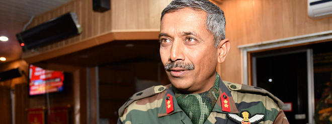 Pak aiding, abetting infiltrators, will not allow it to do any mischief: GOC 15 Corps