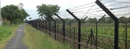 Tripura seeks special arrangement for farmers having farms outside wire fencing