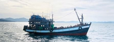 Bangladesh rescues hundreds of Rohingya from sea; 24 dead