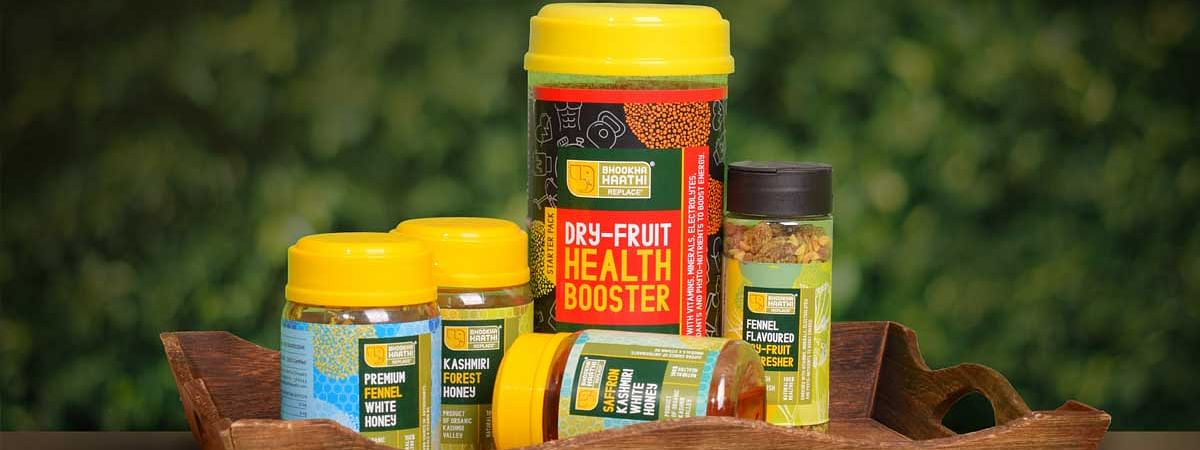 Dry fruit-based nutritional product for new moms