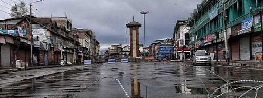 COVID-19: Restrictions intensified in Kashmir in view of Friday prayers