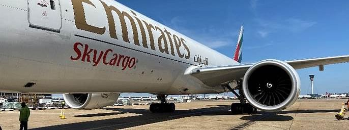 Emirates SkyCargo scales up network and ops for transport of essentials