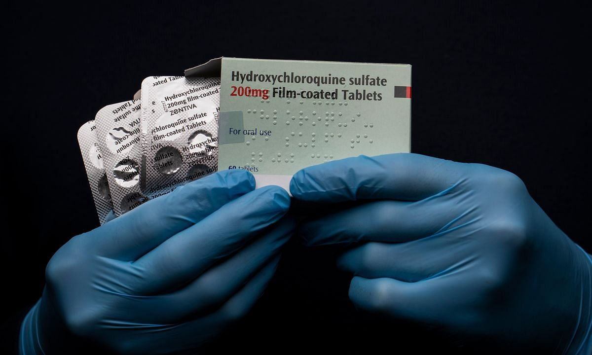 India allows usage of Hydroxychloroquine