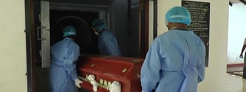 Shock waves over Sri Lanka's forced cremation of Muslims died of Covid19