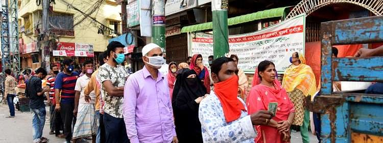 COVID-19: Three more deaths take toll to 30 in B'desh, 58 fresh cases in 24 hrs