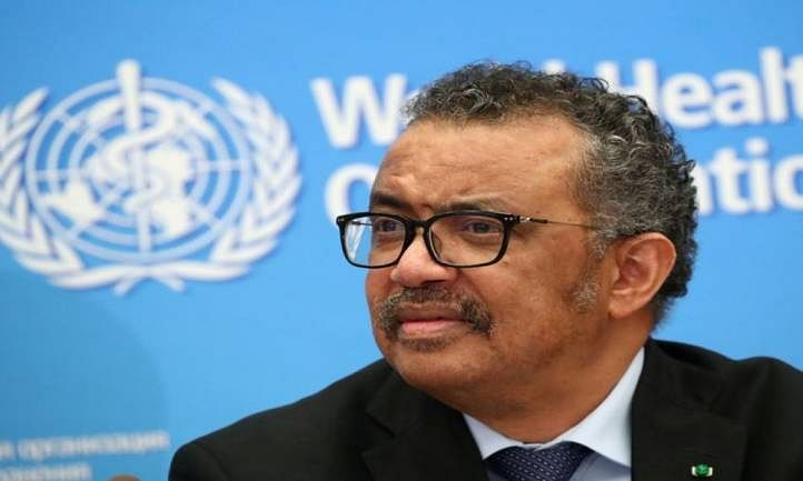 WHO chief urges US to reconsider funding freeze