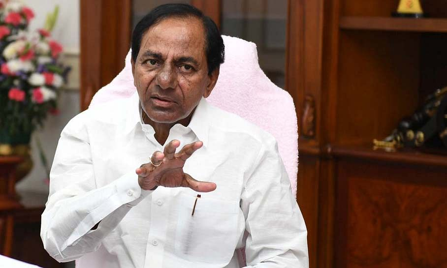 Special Telangana cabinet meeting to discuss situation about lockdown