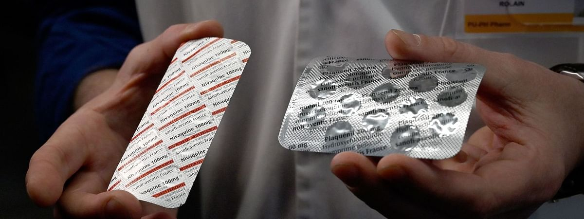 Usage of Malaria drug for Covid-19 may raise heart problems