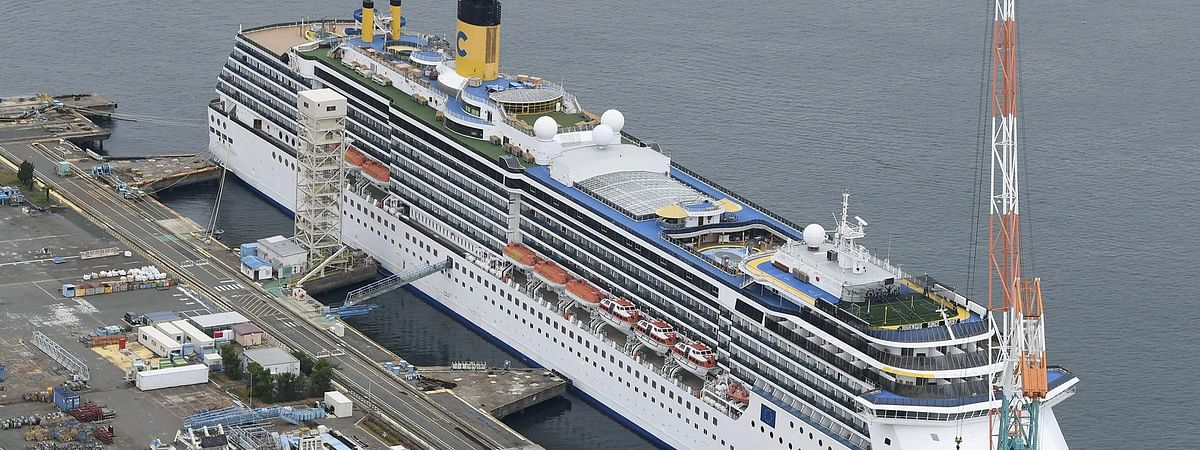 Italian cruise ship docked in Japan has 14 more coronavirus cases