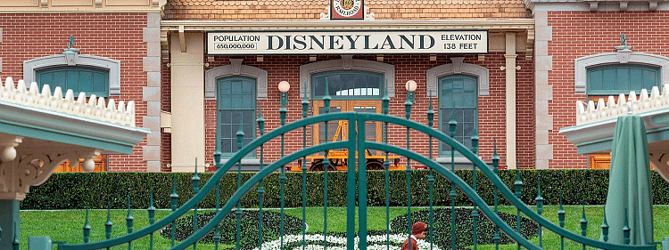Disney stops paying 100,000 workers during downturn