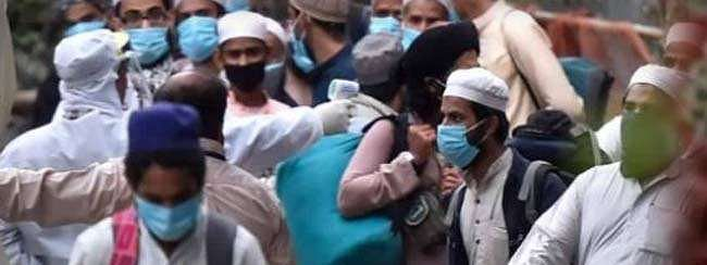 647 COVID-19 cases linked to Delhi's Tablighi meeting