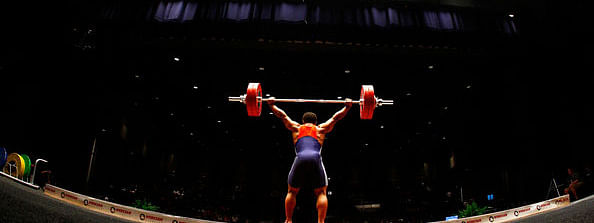 US weightlifter receives sanction for Anti-Doping Rule violation
