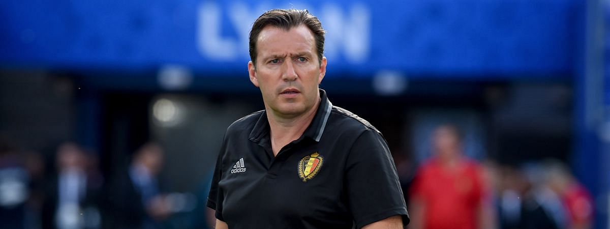 Iran says Marc Wilmots should settle dispute before signing with Fenerbahce