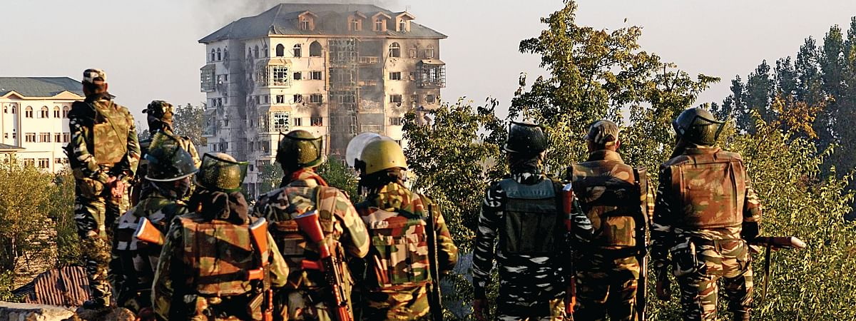 Observe COVID-19 protocol strictly if any parcel is lobbed from Pak side, BSF soldiers told