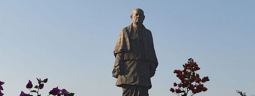 'Statue Of Unity' puts for sale on OLX; police booked the miscreant