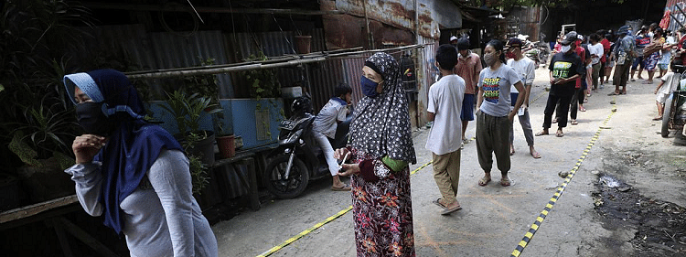 Indonesian capital extends restrictions to May 22