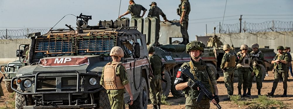 Russia, Turkey hold third joint patrol in Syria's Idlib province- Turkish Defense Minister