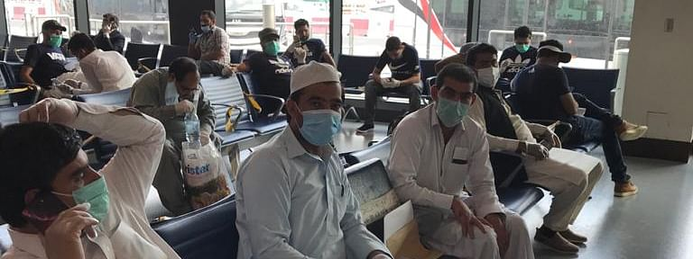 Pakistan starts repatriating stranded nationals from UAE