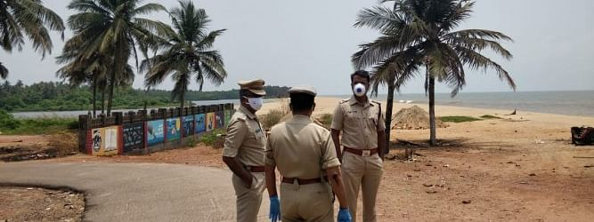 COVID-19: Coastal security strengthens security in K'taka