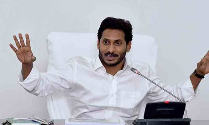 Fight between Naidu and Jagan over suspension of a doctor for allegedly asking N95 mask