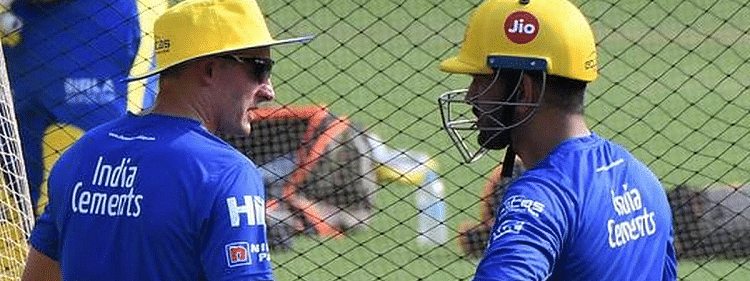 Michael Hussey believes MS Dhoni is still fit