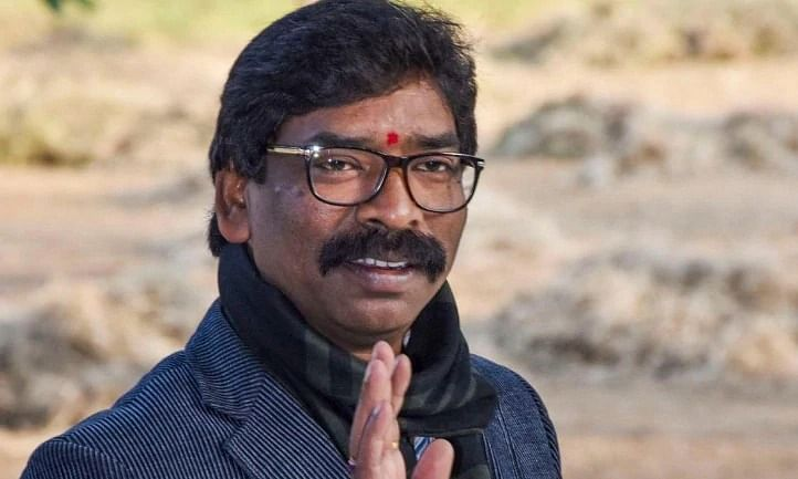 Jharkhand CM congratulates doctor couple treating Covid19 on marriage anniversary
