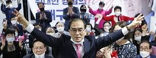North Korea defector directly chose in South Korea Parliamentary vote for first time