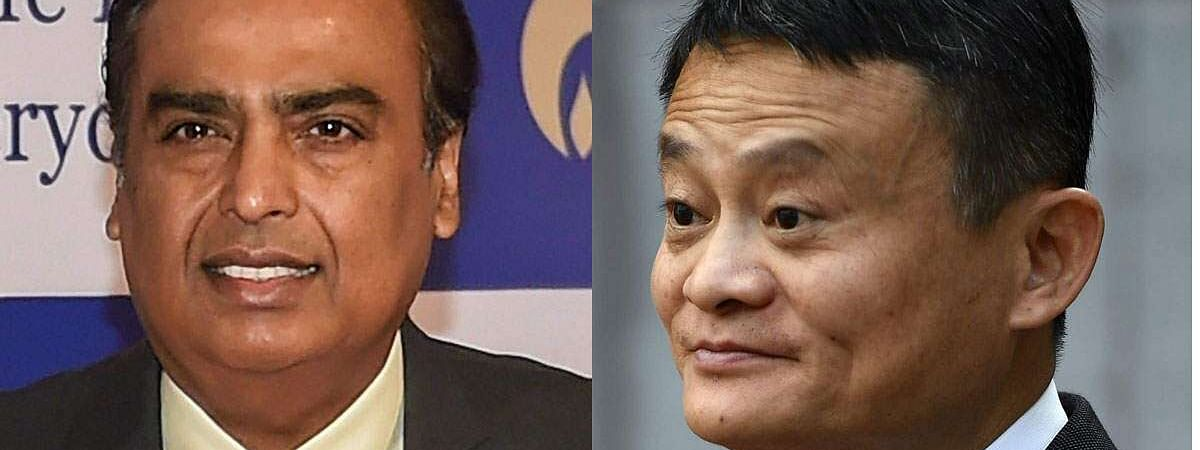 Ambani is the richest Asian, overtaking Jack Ma