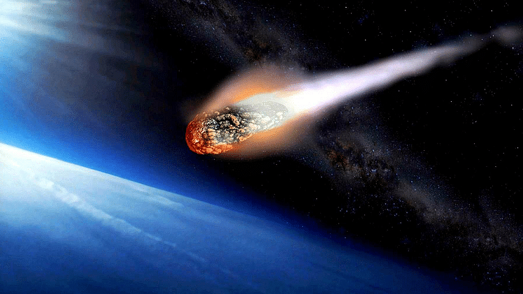 Huge Asteroid to pass by earth today