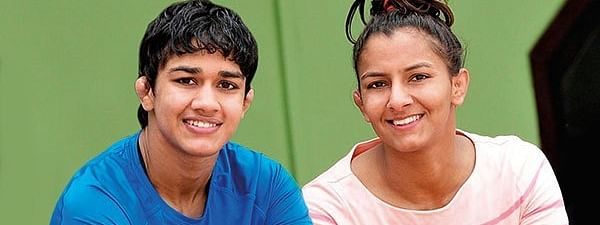 Elder sister Geeta extends support to Babita Phogat saying 'Will continue to speak being fearless'