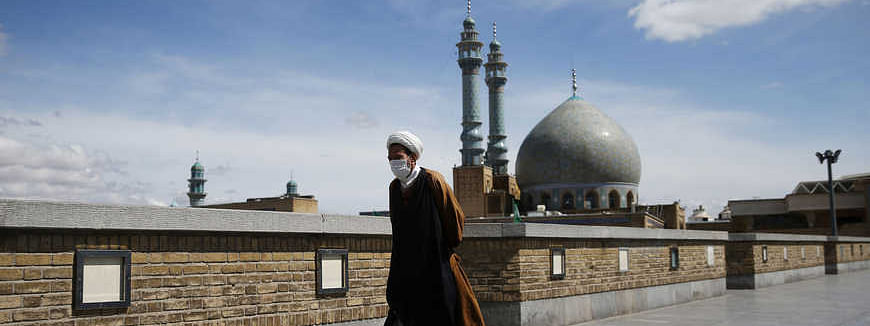Iran to reopen mosques in corona-free areas
