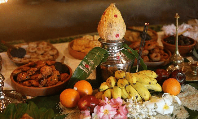Tamil New Year celebrated in Pondy
