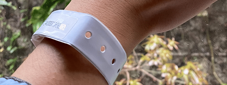 India thinks to give wristband to patients for effective surveillance