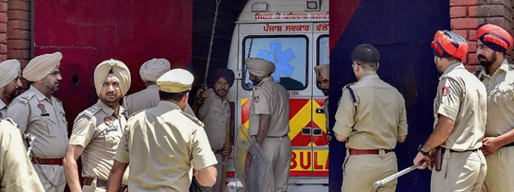 Nihangs attack police party in Punjab, chops off ASI's hand
