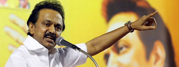 A meek CM is failing the State, says Stalin