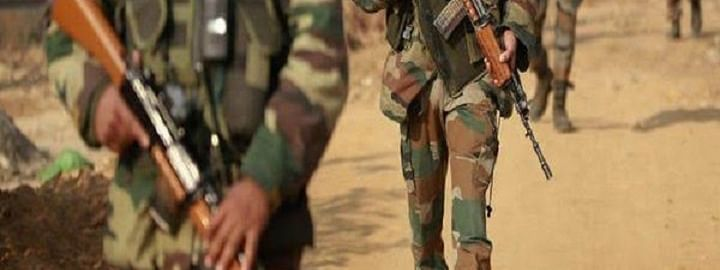 JeM militant arrested, arms and ammunition recovered in Baramulla