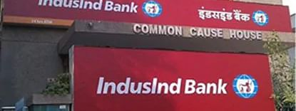IndusInd Bank surges by 15.11 pc to Rs 468.90