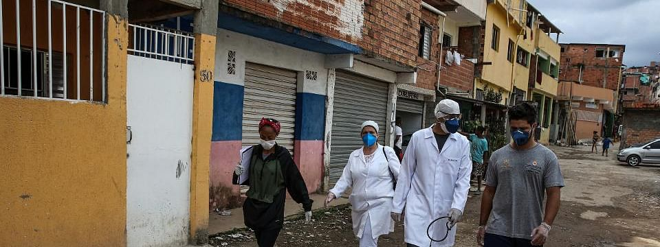 Covid19: Brazil claims more than 1,000 lives