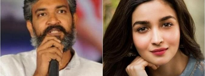 Rajamouli reveals reason behind casting Alia Bhatt for RRR