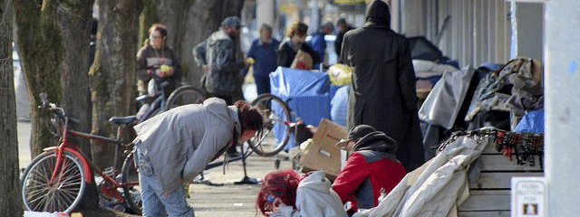 Covid19 outbreak in homeless people's shelter in San Francisco