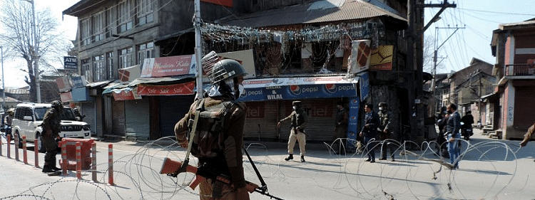 Restrictions continue in Kashmir; testing, door-to-door screening intensified