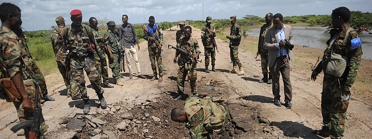 US military kills 11 terrorists in Somalia