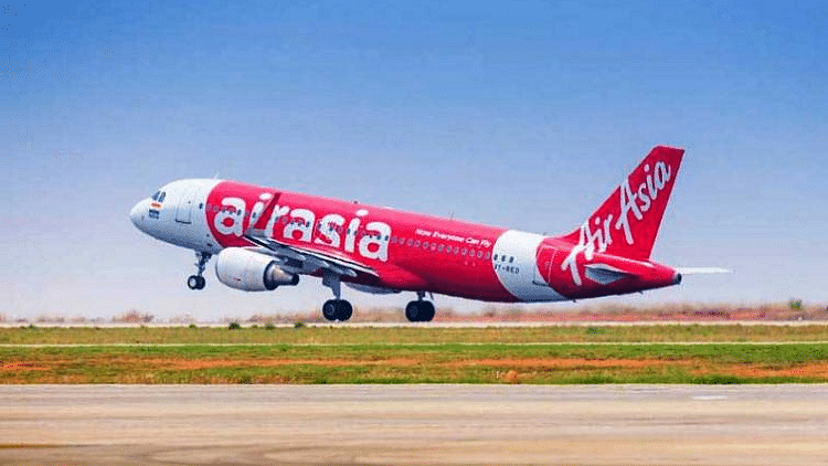 AirAsia India announces free rescheduling & direct booking discounts on all flights till May 31