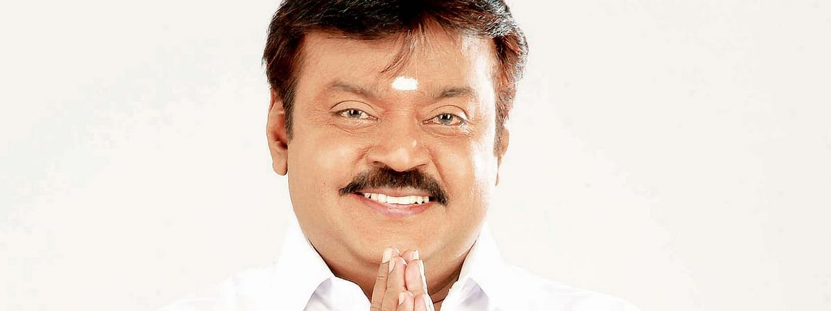 Vijayakanth donates a burial place for Covid19 victims