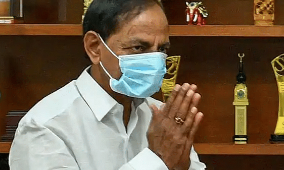 Covid-19: one more death in Telangana ; CM asks officials , public to be more cautious