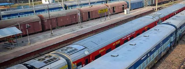 All passenger trains cancelled till May 3 in view Covid lockdown extension