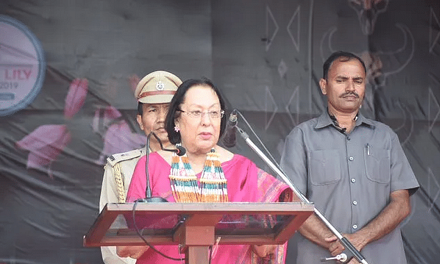 Governor Dr Najma Heptulla donates 30 percent of her annual salary to PM CARES