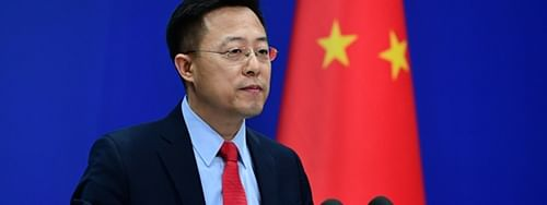 China says WHO has said no evidence virus was made in a lab