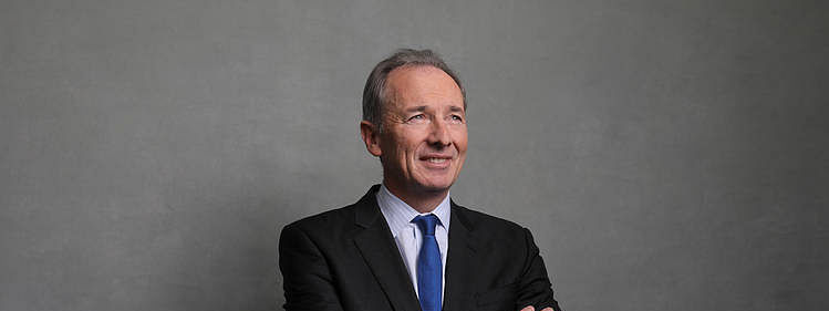 Morgan Stanley CEO James Gorman recovers from Covid19