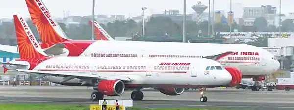 Air India aircraft with stranded Indians from Singapore reaches Delhi